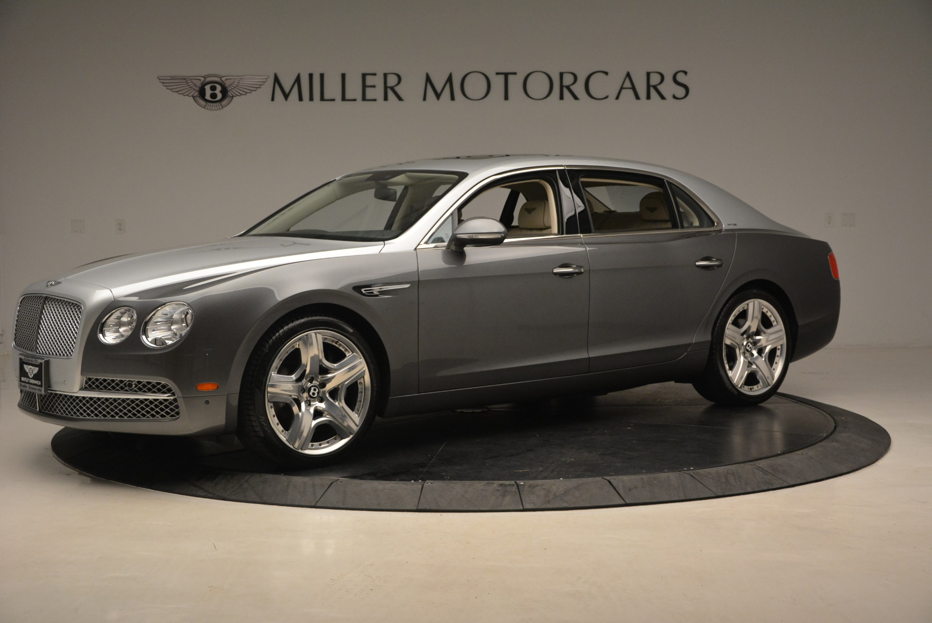 Used 2015 Bentley Flying Spur W12 For Sale In Greenwich, CT 1582_p2