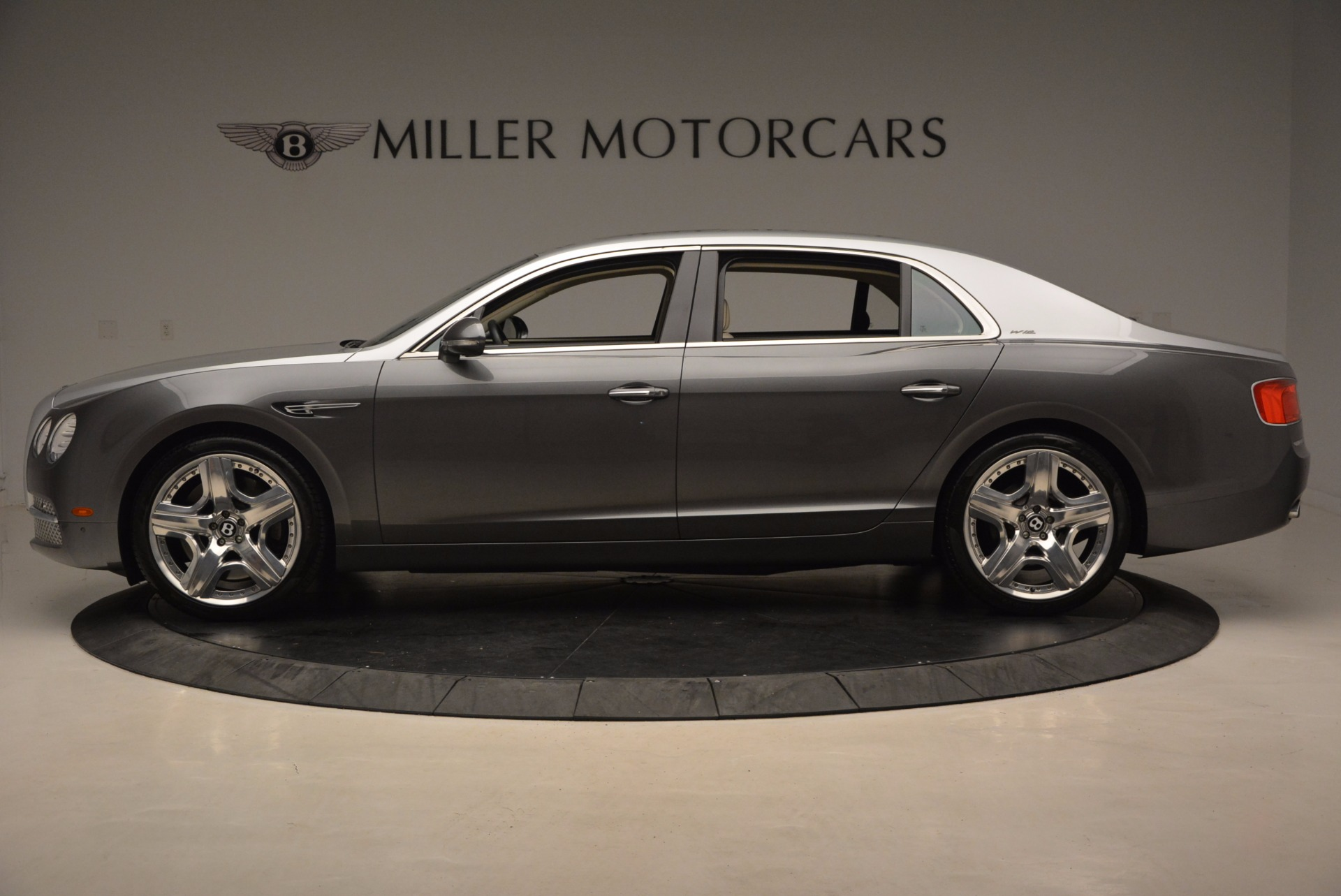 Used 2015 Bentley Flying Spur W12 For Sale In Greenwich, CT 1582_p3