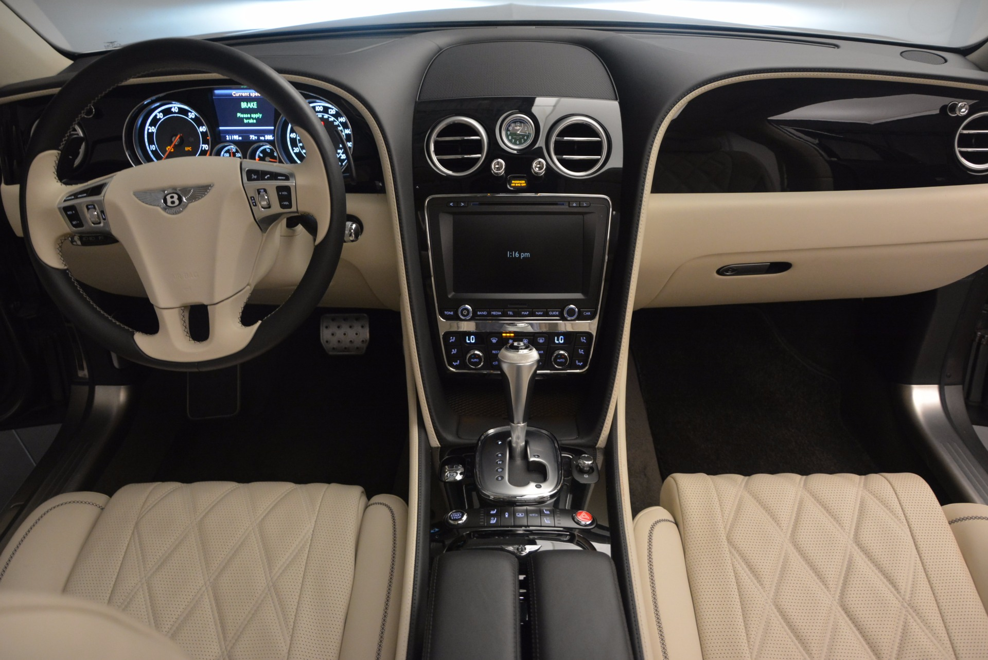 Used 2015 Bentley Flying Spur W12 For Sale In Greenwich, CT 1582_p43