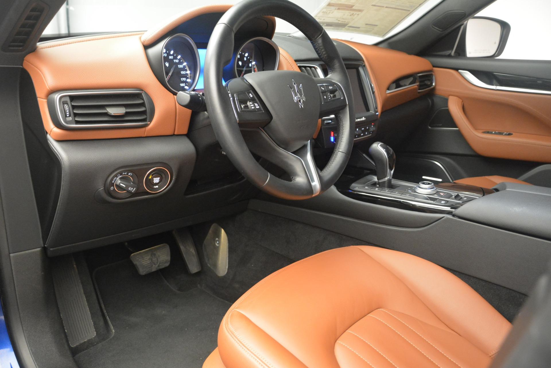 New 2018 Maserati Levante Q4 For Sale In Greenwich, CT 1586_p17