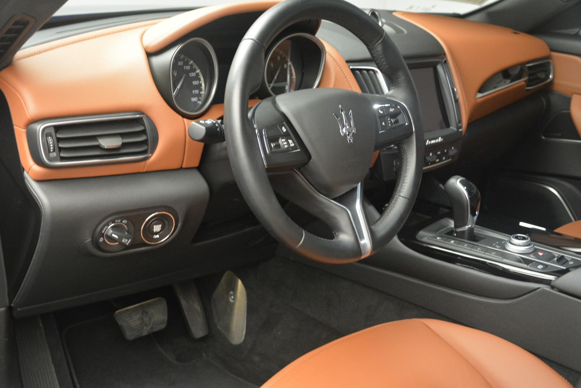 New 2018 Maserati Levante Q4 For Sale In Greenwich, CT 1586_p21