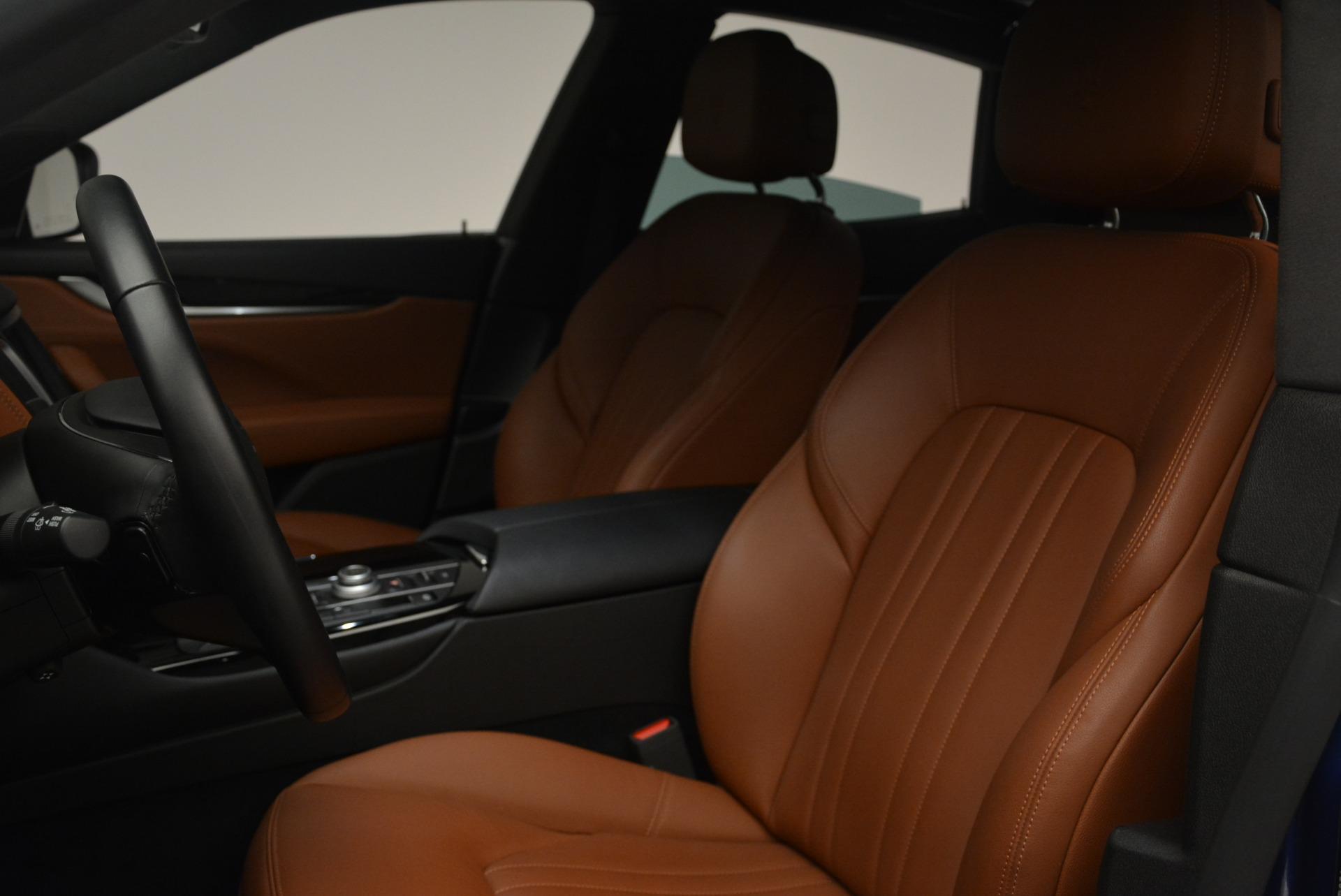 New 2018 Maserati Levante Q4 For Sale In Greenwich, CT 1586_p22