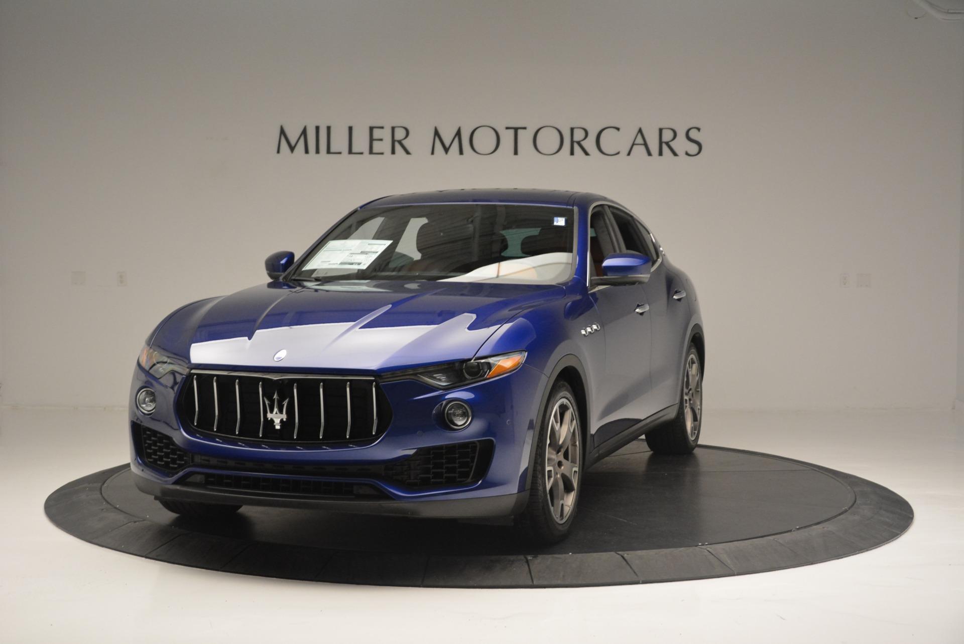 New 2018 Maserati Levante Q4 For Sale In Greenwich, CT 1586_p3