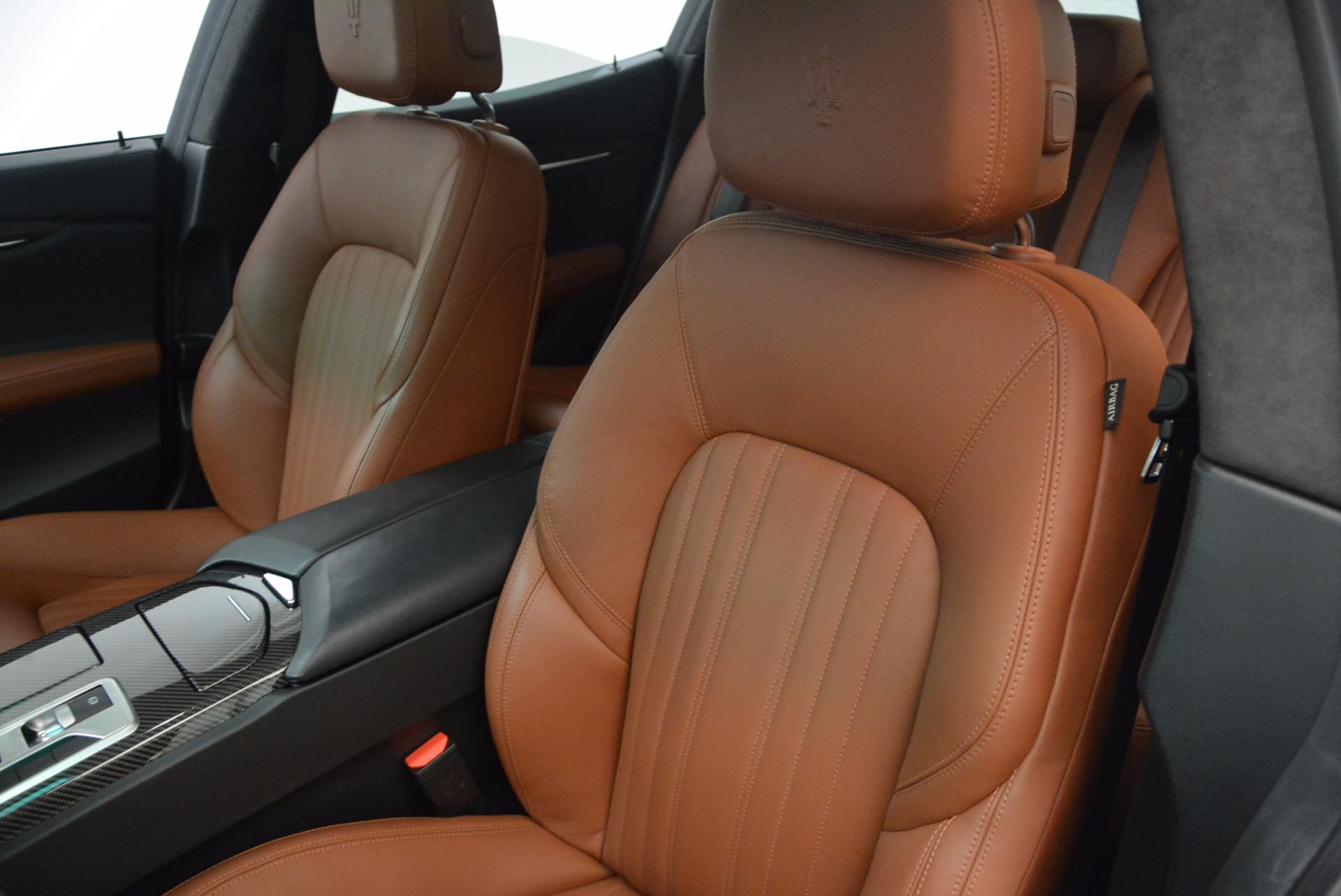 Used 2014 Maserati Ghibli S Q4 For Sale In Greenwich, CT 1587_p16