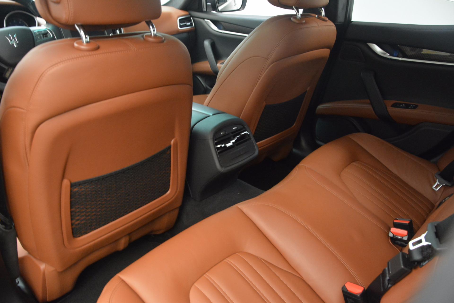Used 2014 Maserati Ghibli S Q4 For Sale In Greenwich, CT 1587_p17