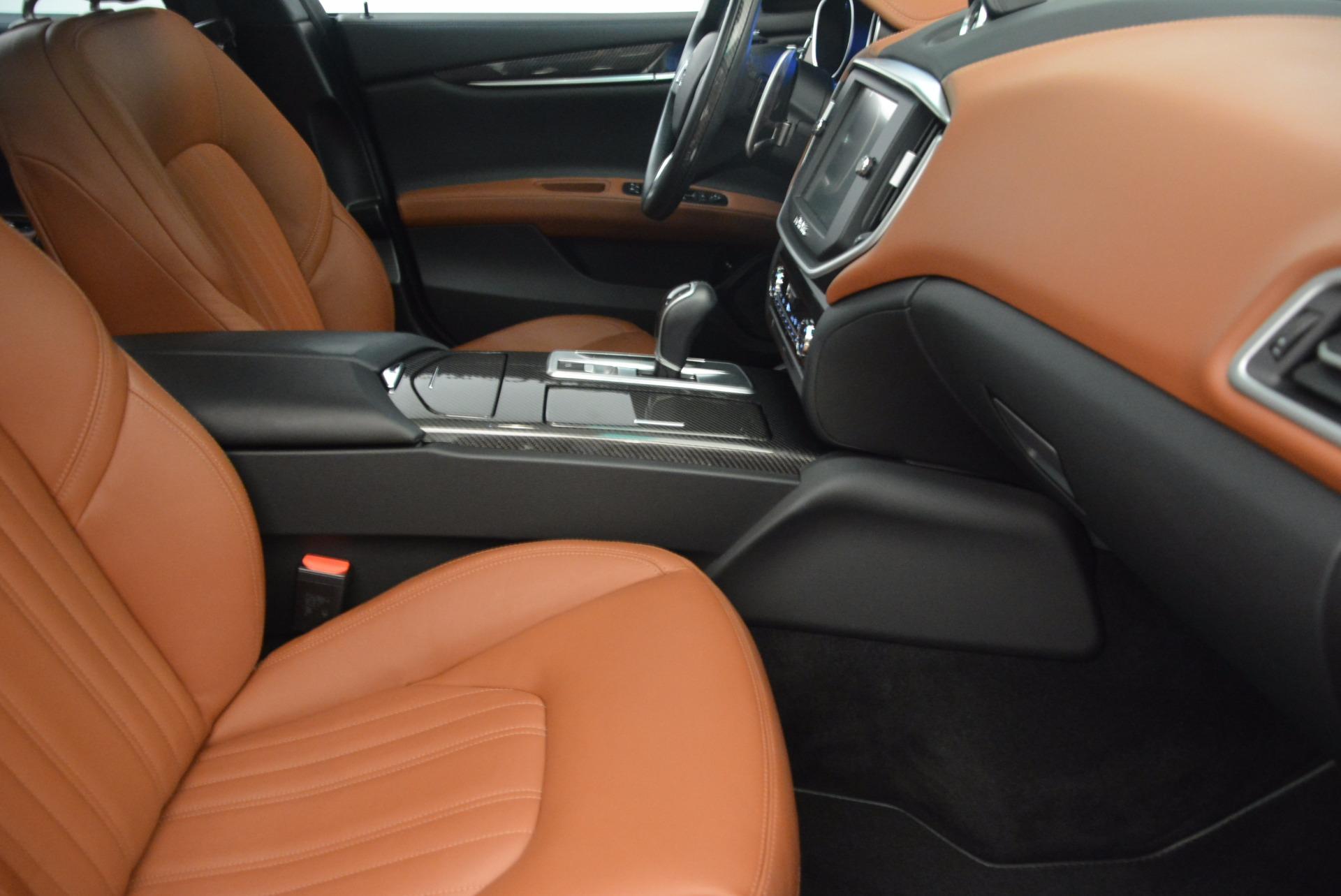 Used 2014 Maserati Ghibli S Q4 For Sale In Greenwich, CT 1587_p24