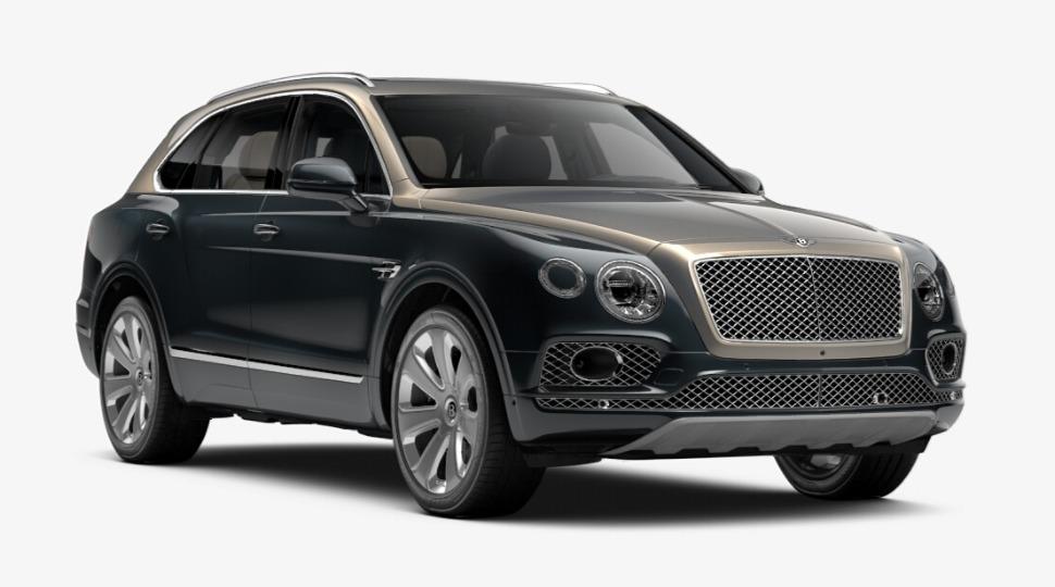 New 2018 Bentley Bentayga Mulliner For Sale In Greenwich, CT 1588_main