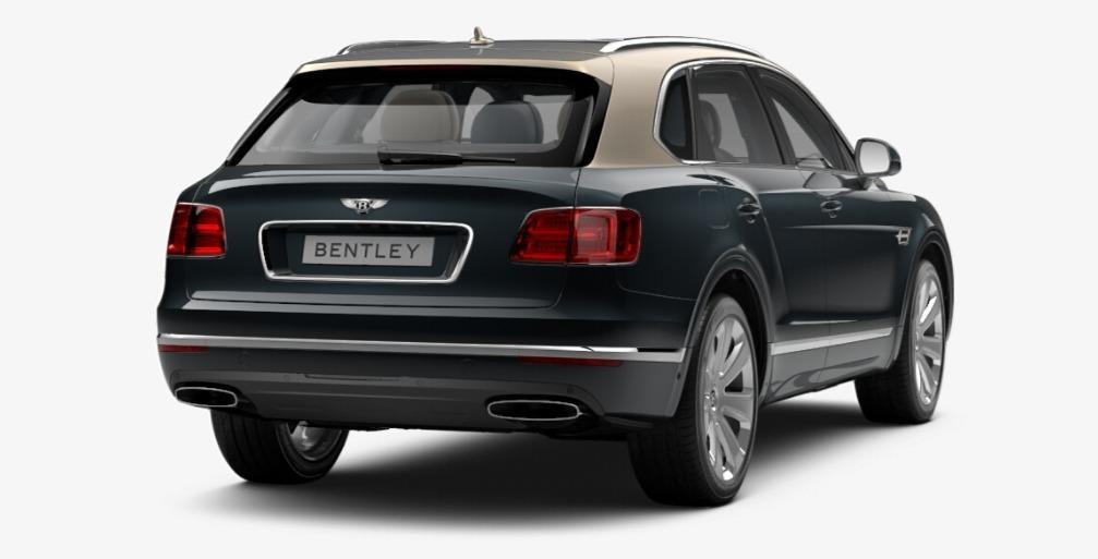 New 2018 Bentley Bentayga Mulliner For Sale In Greenwich, CT 1588_p3