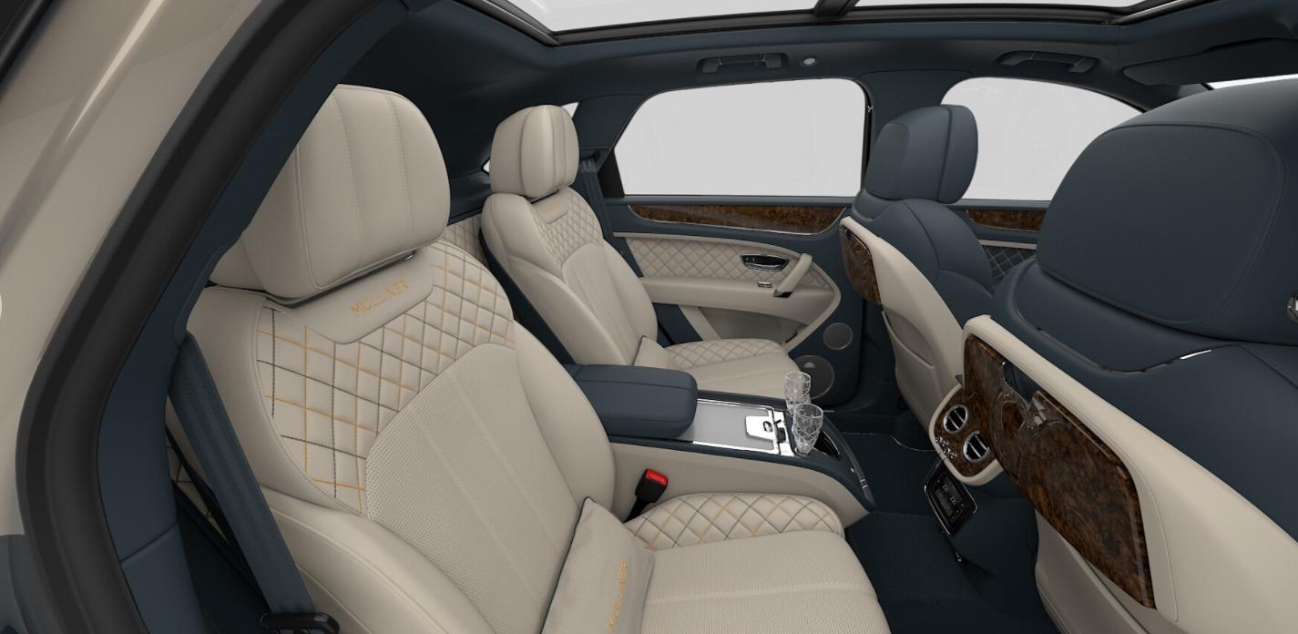New 2018 Bentley Bentayga Mulliner For Sale In Greenwich, CT 1588_p8