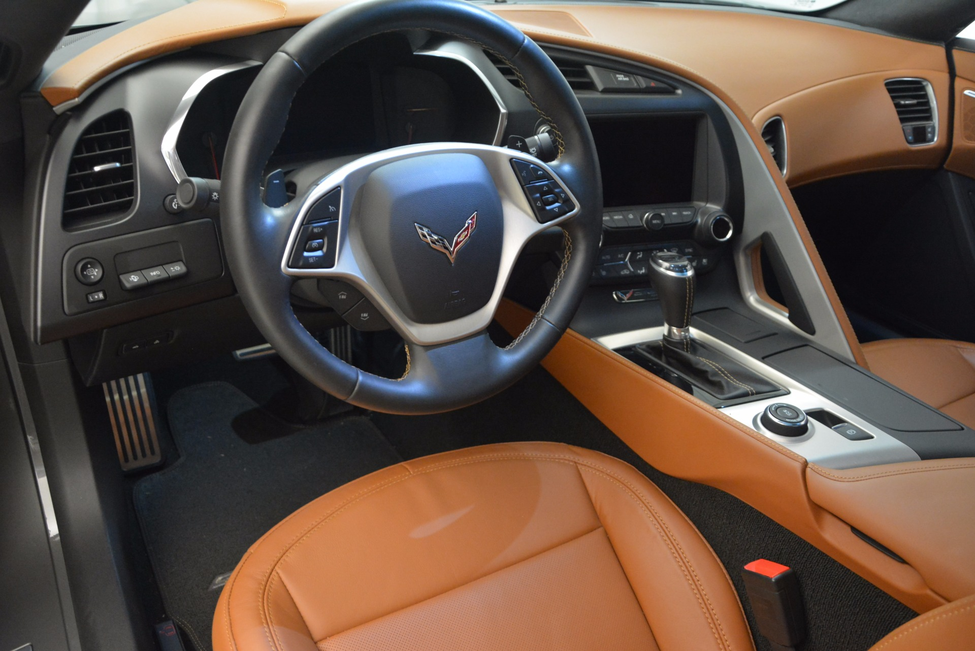 Used 2015 Chevrolet Corvette Stingray Z51 For Sale In Greenwich, CT 1589_p29