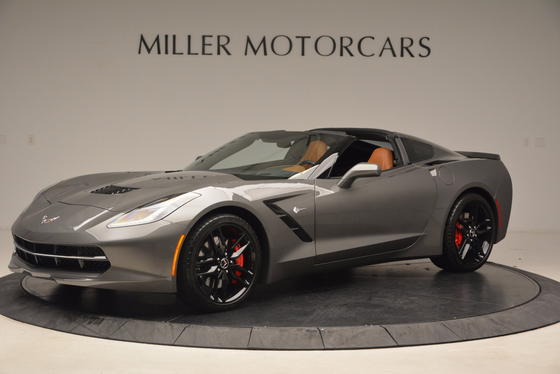 Used 2015 Chevrolet Corvette Stingray Z51 For Sale In Greenwich, CT 1589_p2