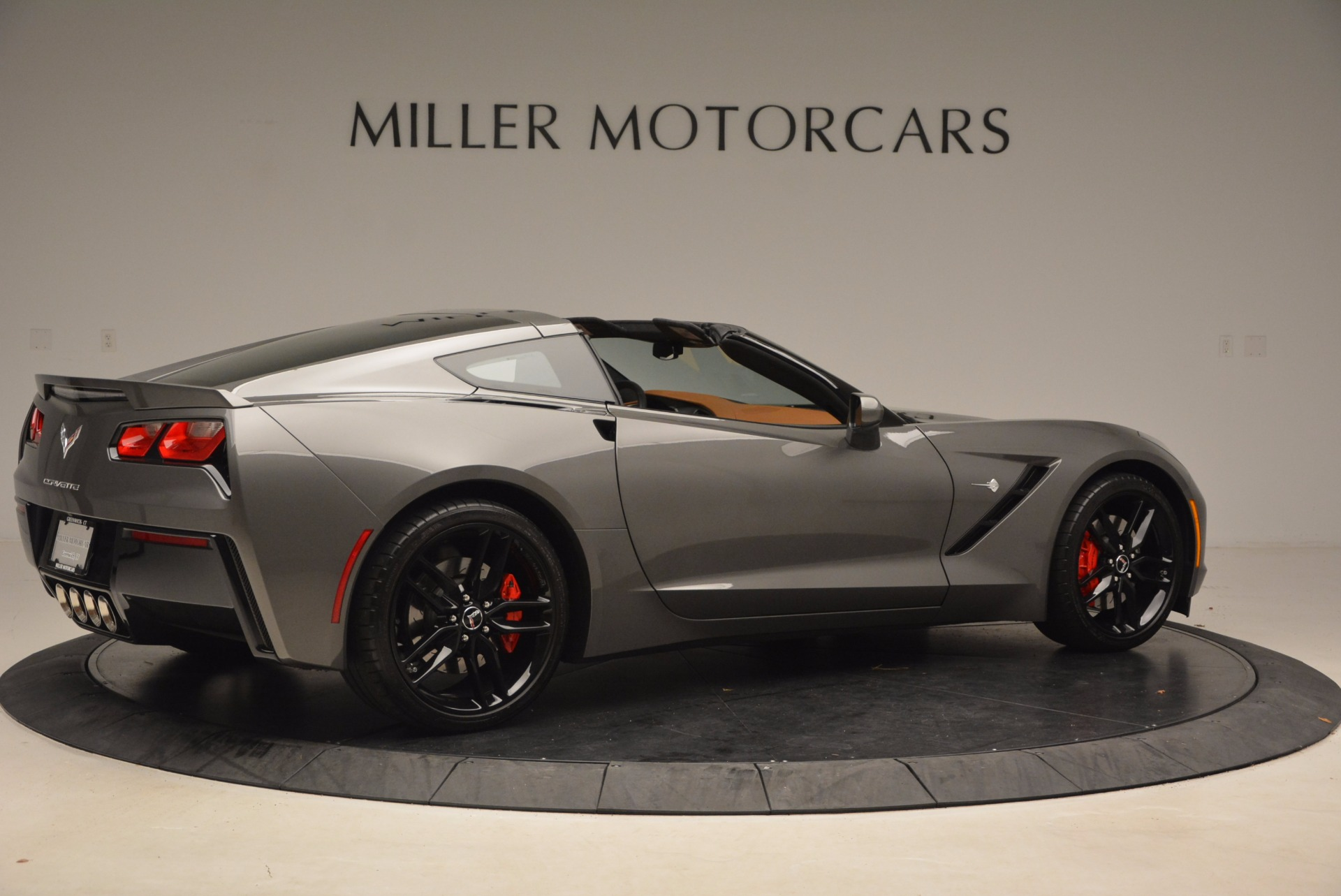 Used 2015 Chevrolet Corvette Stingray Z51 For Sale In Greenwich, CT 1589_p8