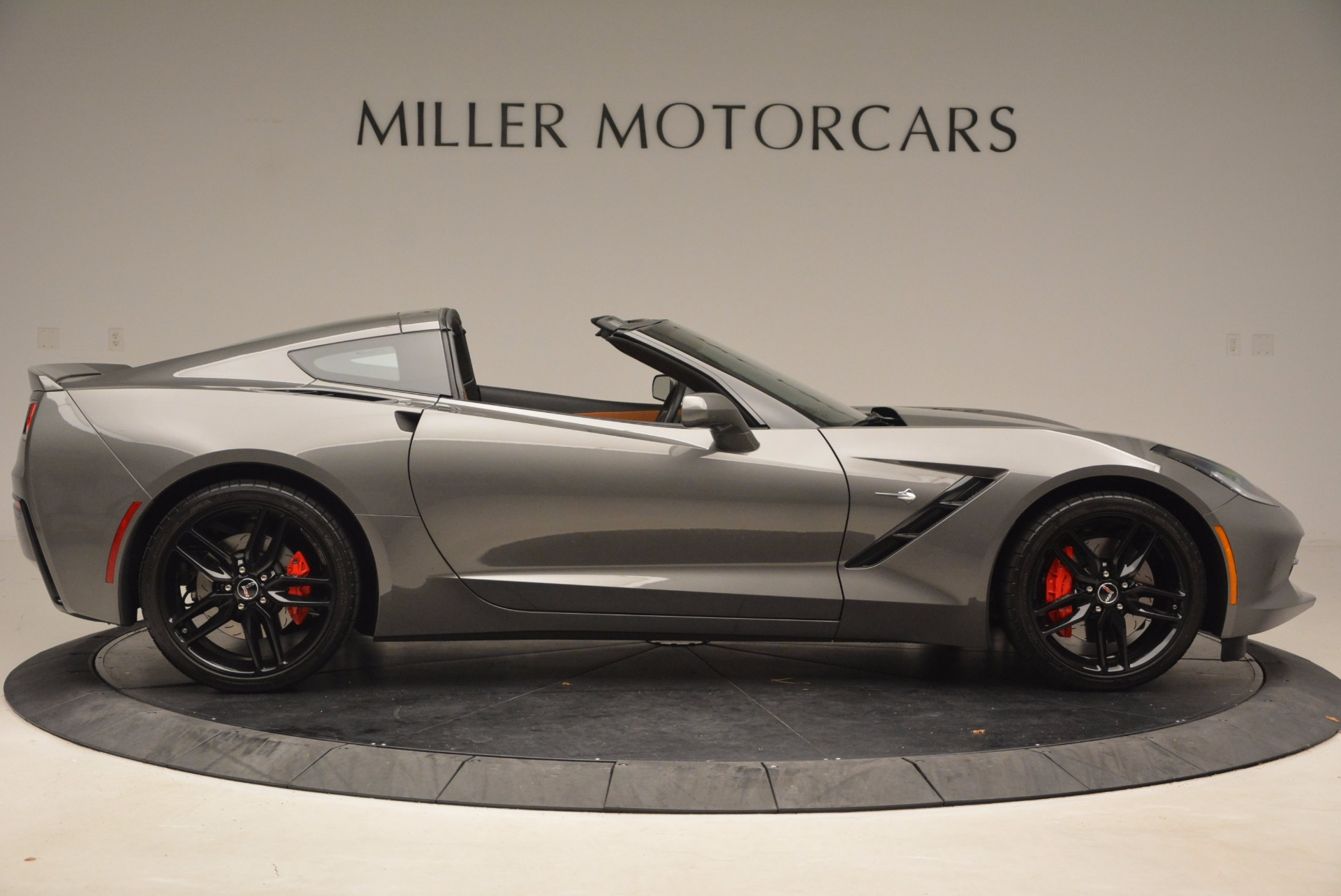 Used 2015 Chevrolet Corvette Stingray Z51 For Sale In Greenwich, CT 1589_p9