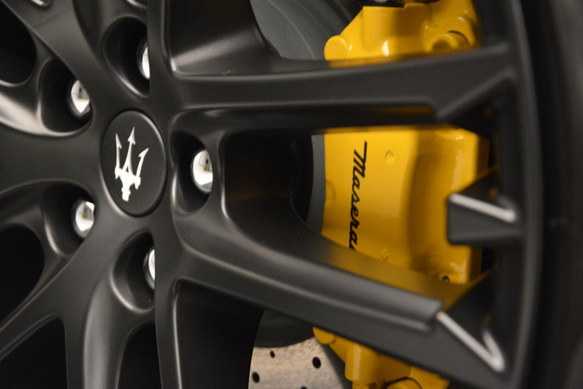 New 2017 Maserati GranTurismo Convertible Sport For Sale In Greenwich, CT 159_p30