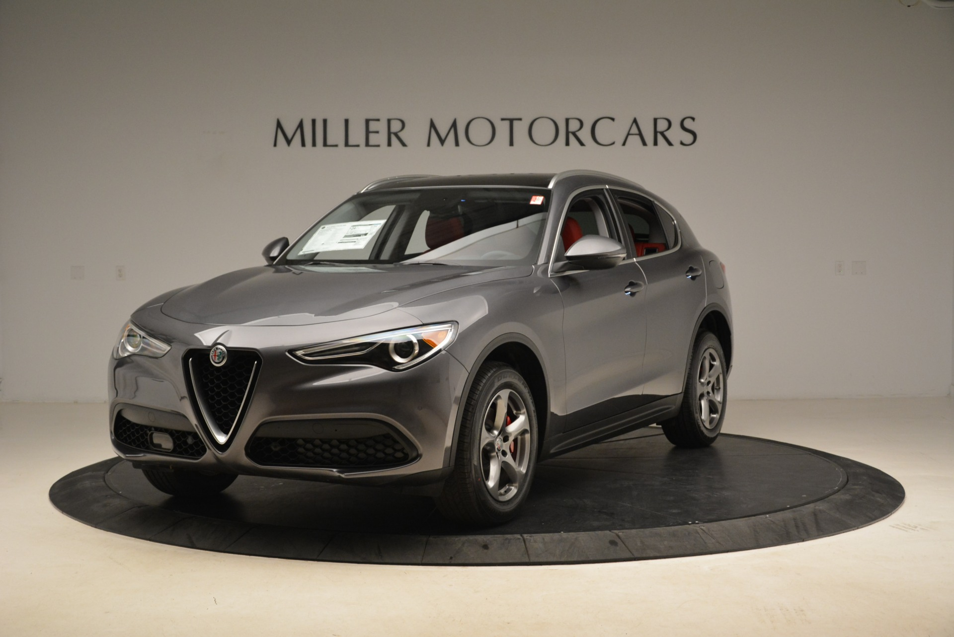 New 2018 Alfa Romeo Stelvio Q4 For Sale In Greenwich, CT 1592_main
