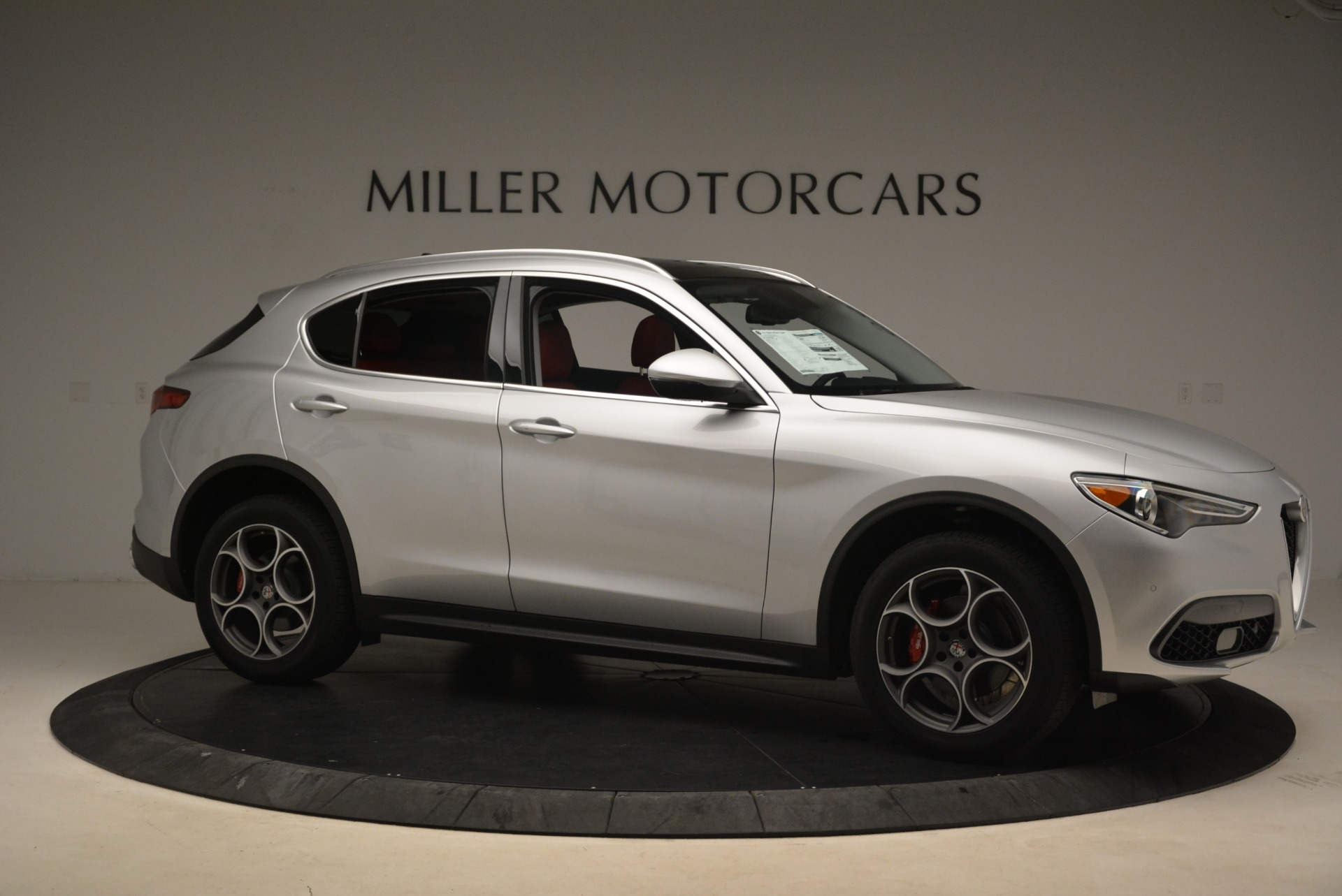 New 2018 Alfa Romeo Stelvio Ti Q4 For Sale In Greenwich, CT 1593_p10