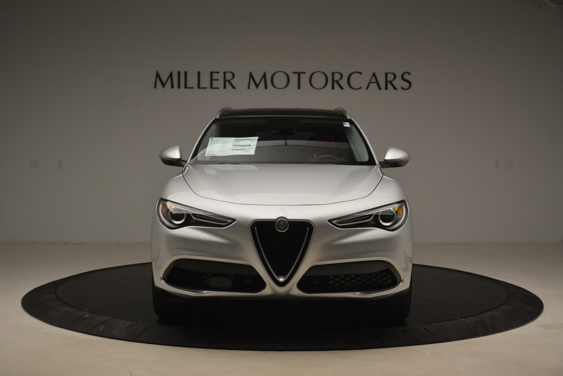 New 2018 Alfa Romeo Stelvio Ti Q4 For Sale In Greenwich, CT 1593_p12