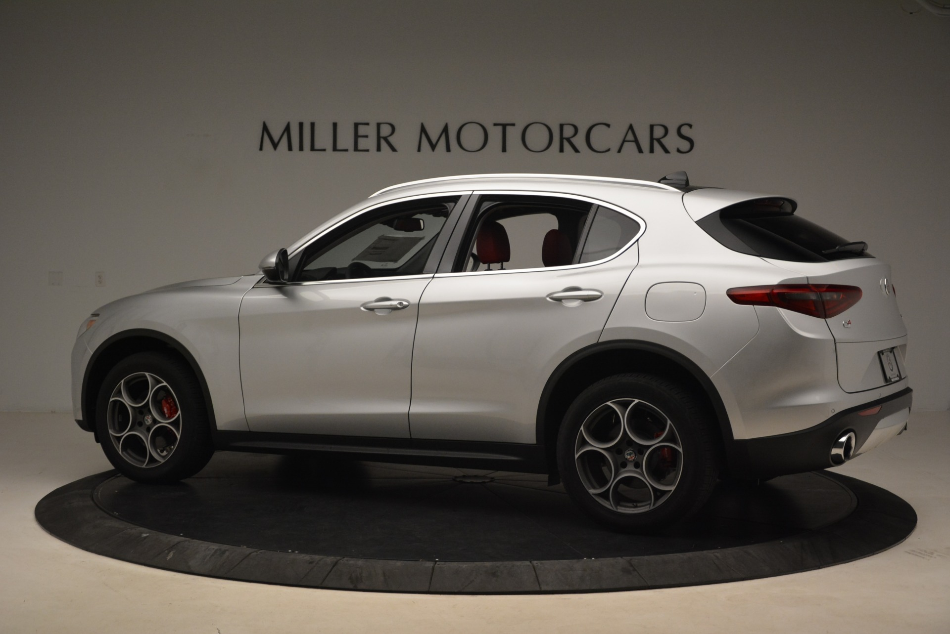 New 2018 Alfa Romeo Stelvio Ti Q4 For Sale In Greenwich, CT 1593_p4