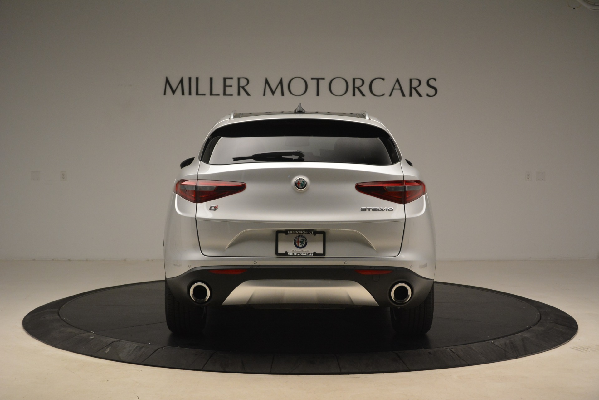 New 2018 Alfa Romeo Stelvio Ti Q4 For Sale In Greenwich, CT 1593_p6