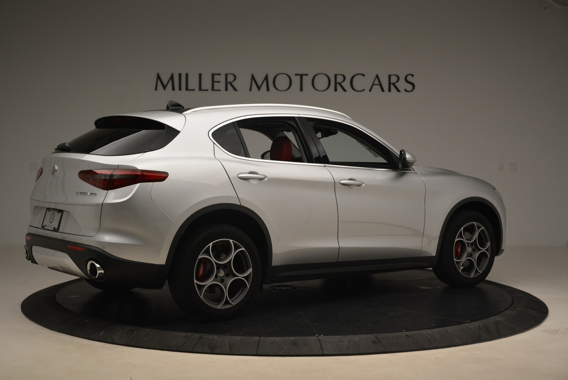 New 2018 Alfa Romeo Stelvio Ti Q4 For Sale In Greenwich, CT 1593_p8