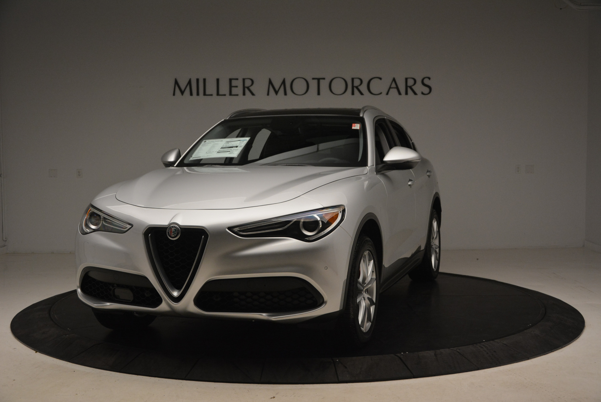 New 2018 Alfa Romeo Stelvio Ti Q4 For Sale In Greenwich, CT 1594_main