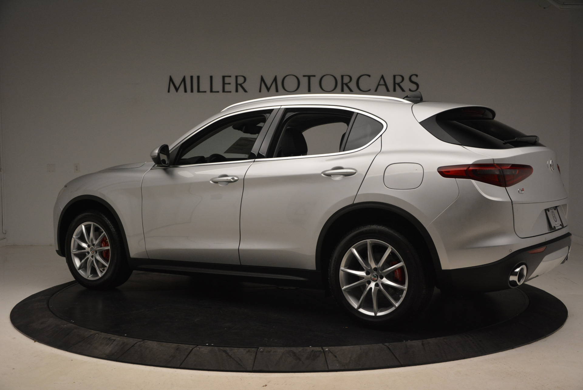 New 2018 Alfa Romeo Stelvio Ti Q4 For Sale In Greenwich, CT 1594_p4