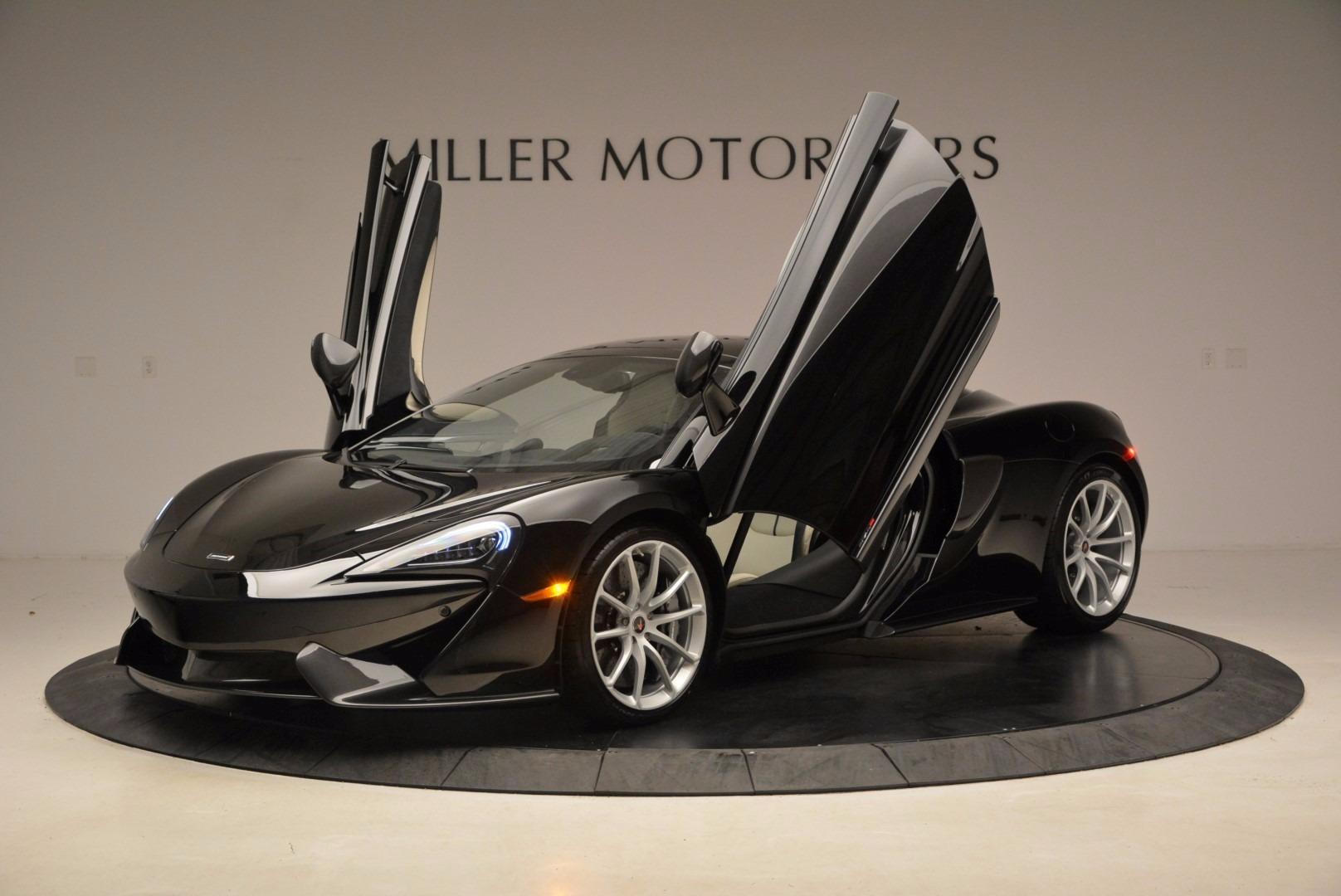 New 2018 McLaren 570S Spider  For Sale In Greenwich, CT 1595_p14