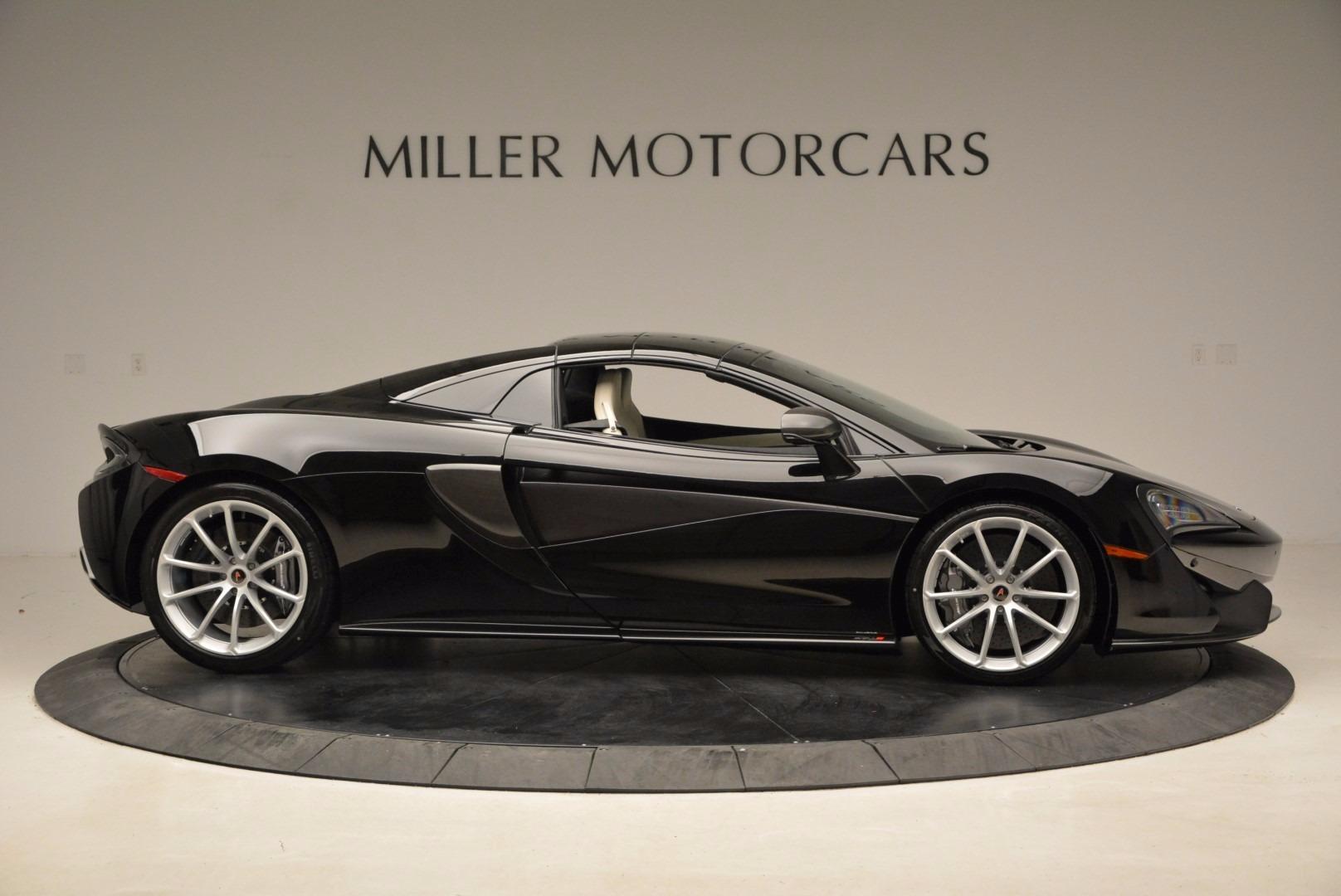 New 2018 McLaren 570S Spider  For Sale In Greenwich, CT 1595_p20