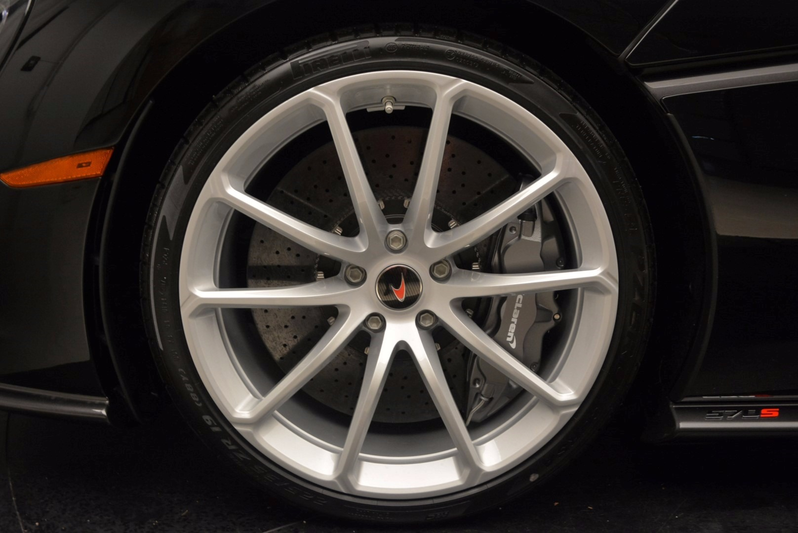 New 2018 McLaren 570S Spider  For Sale In Greenwich, CT 1595_p22