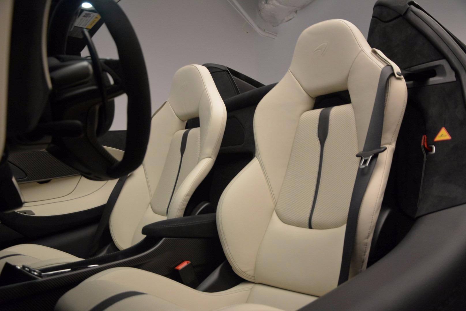 New 2018 McLaren 570S Spider  For Sale In Greenwich, CT 1595_p27