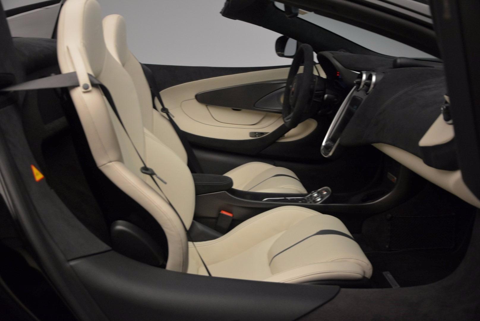 New 2018 McLaren 570S Spider  For Sale In Greenwich, CT 1595_p29