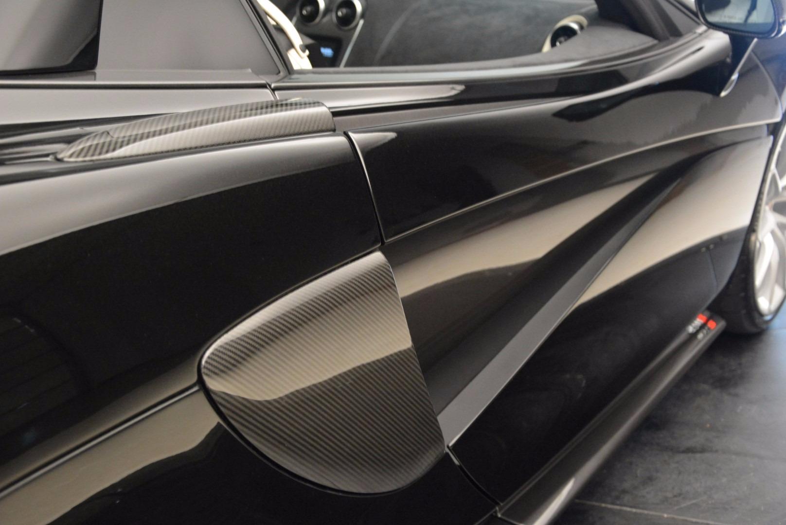 New 2018 McLaren 570S Spider  For Sale In Greenwich, CT 1595_p32