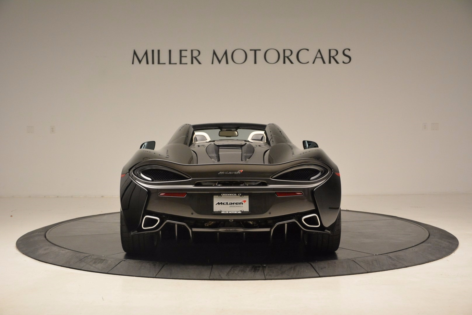 New 2018 McLaren 570S Spider  For Sale In Greenwich, CT 1595_p6