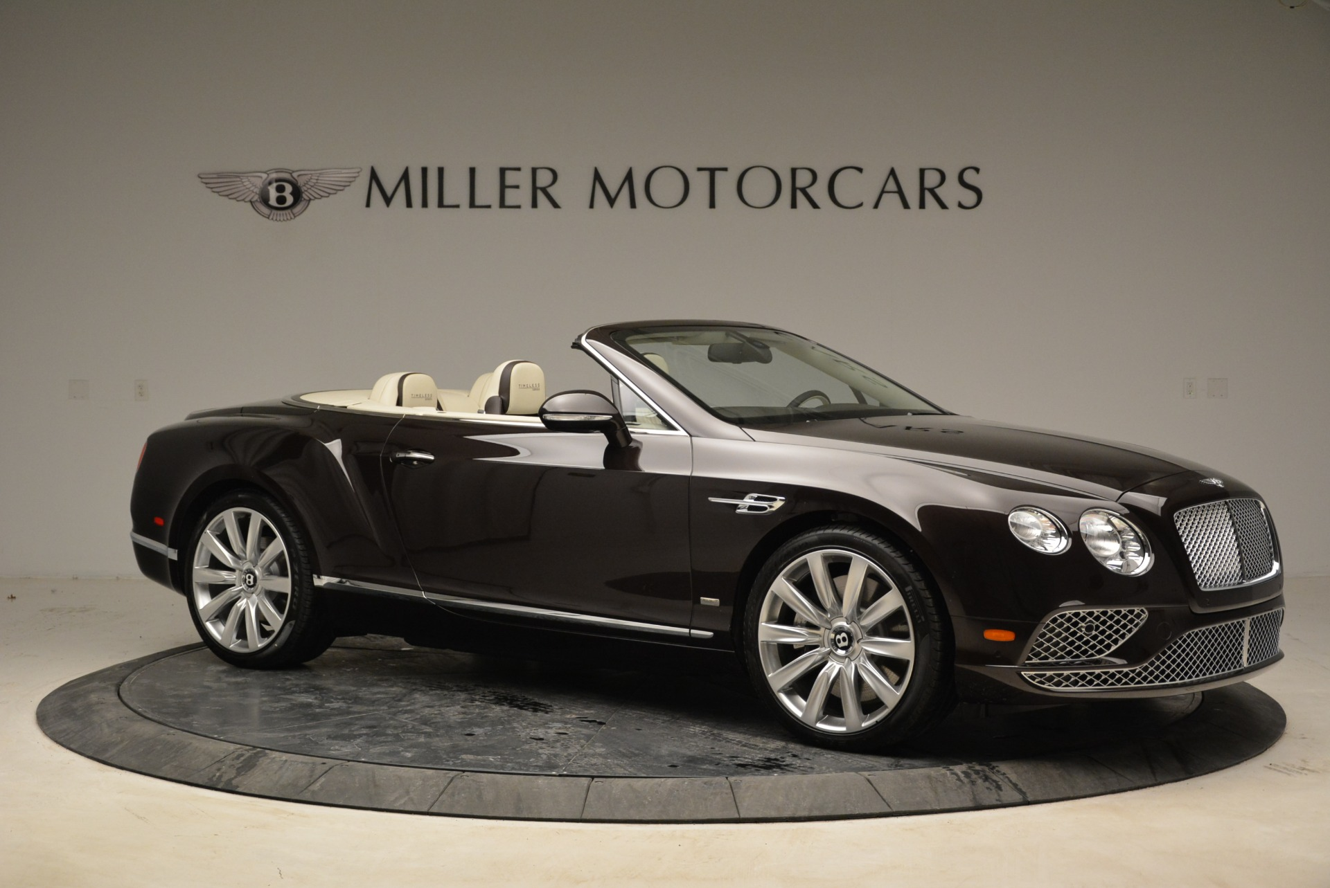 New 2018 Bentley Continental GT Timeless Series For Sale In Greenwich, CT 1596_p10