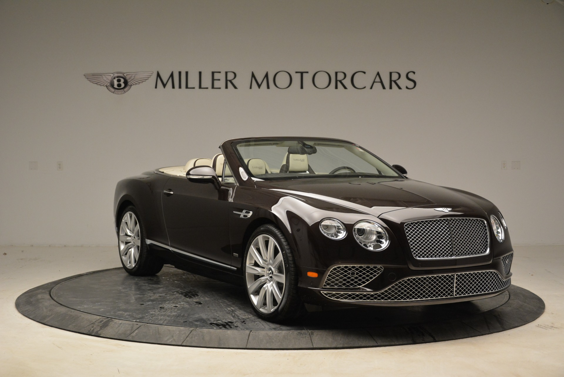New 2018 Bentley Continental GT Timeless Series For Sale In Greenwich, CT 1596_p11