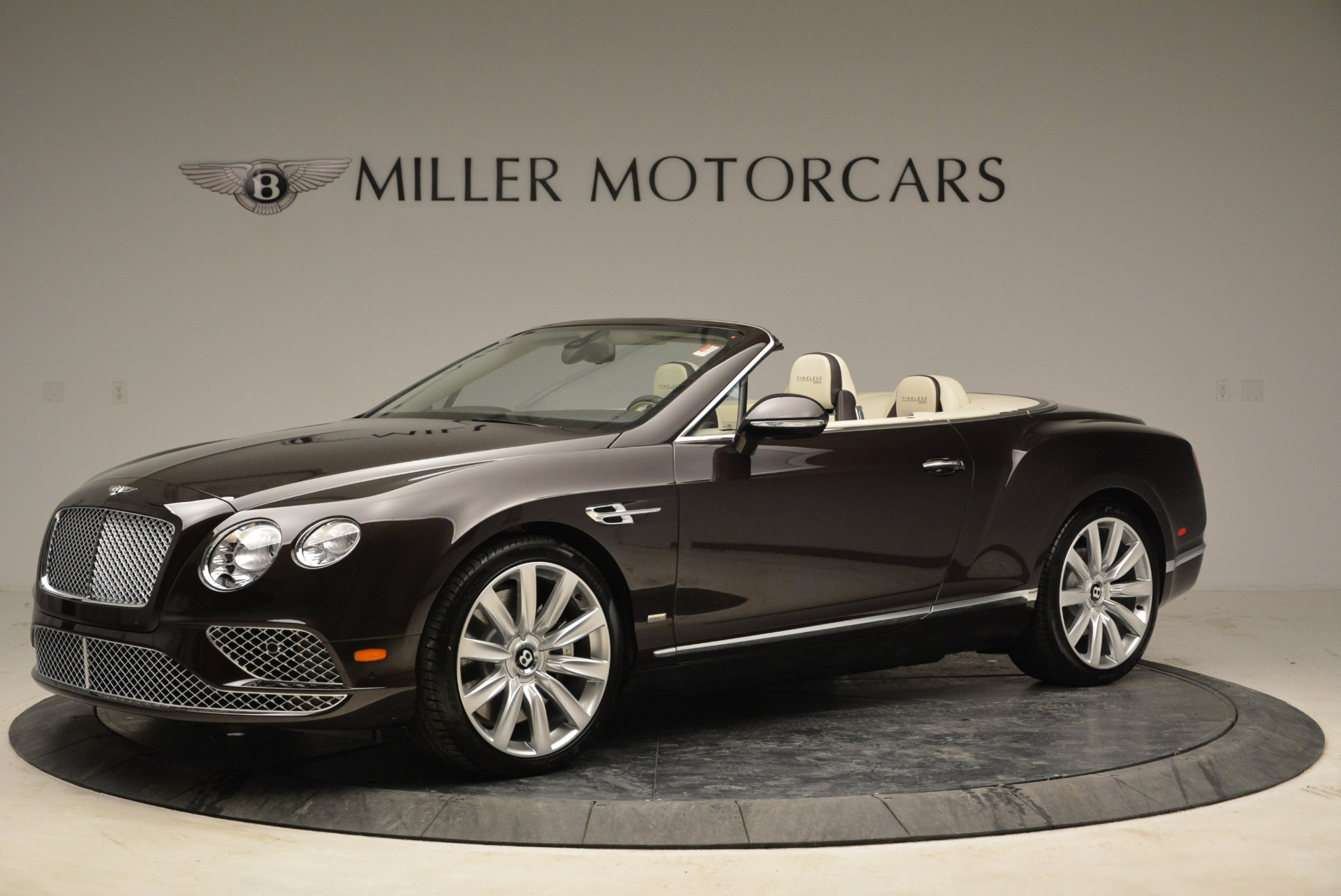 New 2018 Bentley Continental GT Timeless Series For Sale In Greenwich, CT 1596_p2