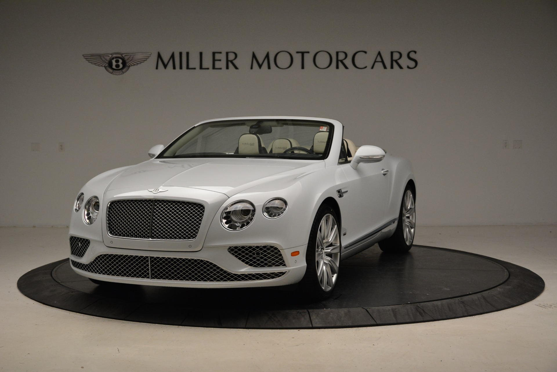New 2018 Bentley Continental GT Timeless Series For Sale In Greenwich, CT 1597_main