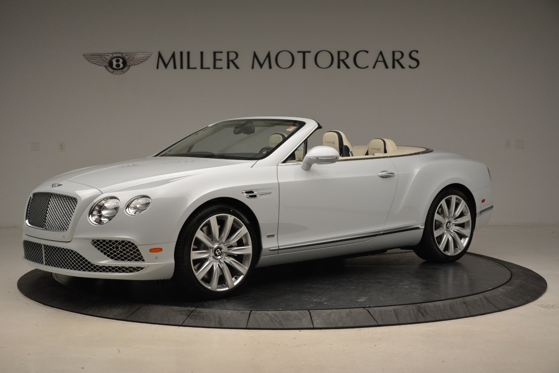 New 2018 Bentley Continental GT Timeless Series For Sale In Greenwich, CT 1597_p2