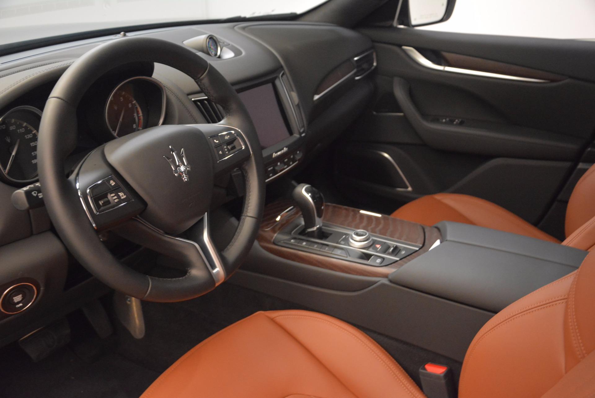 New 2018 Maserati Levante Q4 GranLusso For Sale In Greenwich, CT 1599_p13