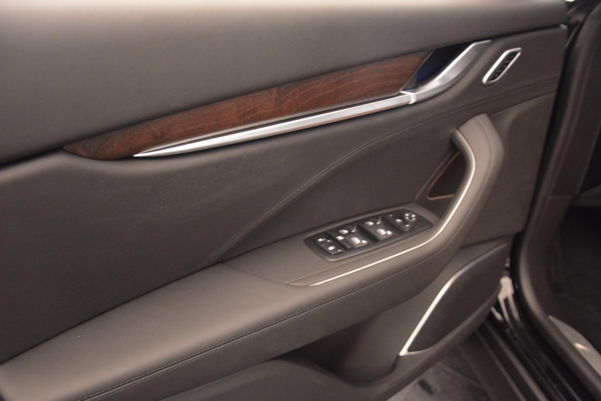 New 2018 Maserati Levante Q4 GranLusso For Sale In Greenwich, CT 1599_p17