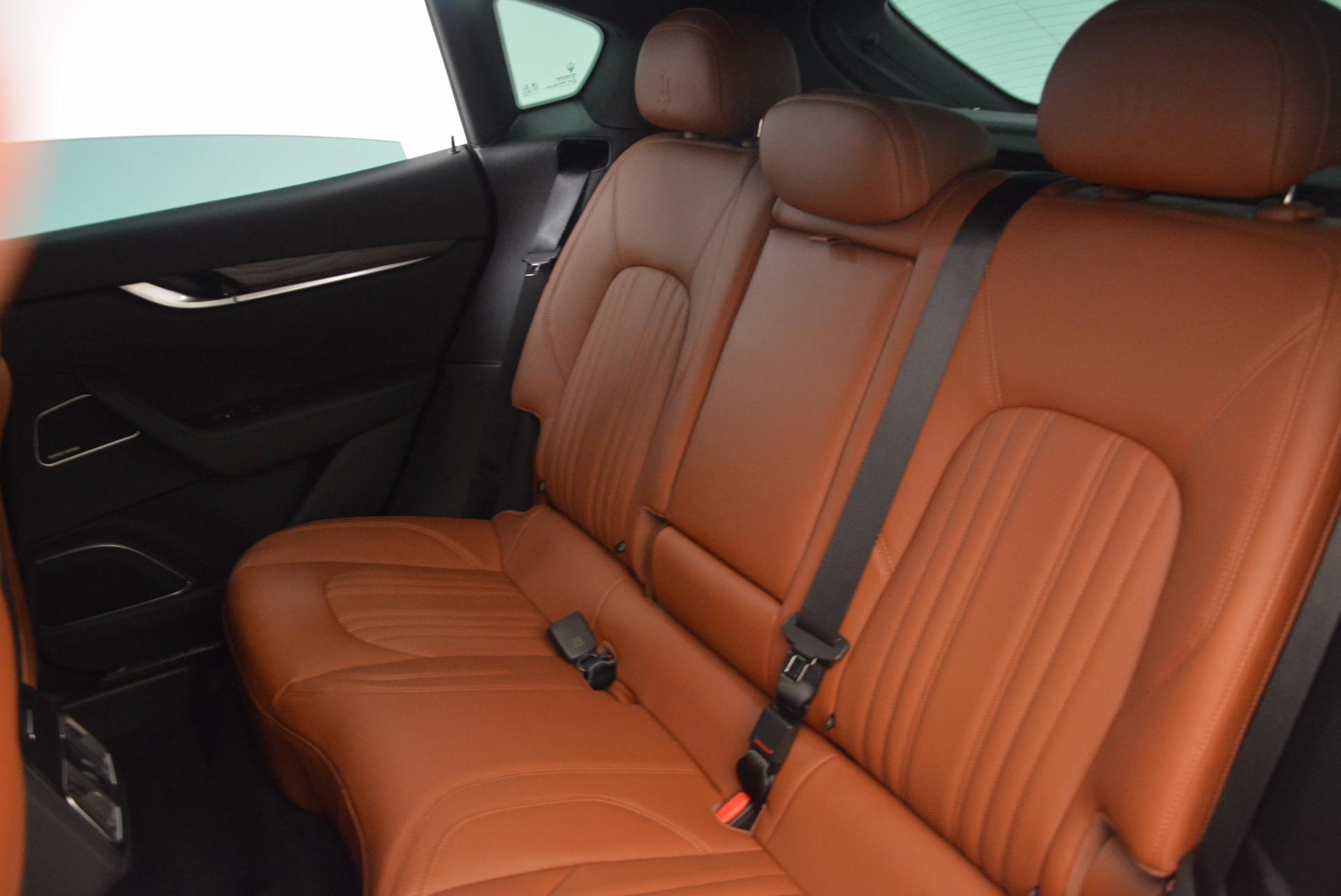 New 2018 Maserati Levante Q4 GranLusso For Sale In Greenwich, CT 1599_p20