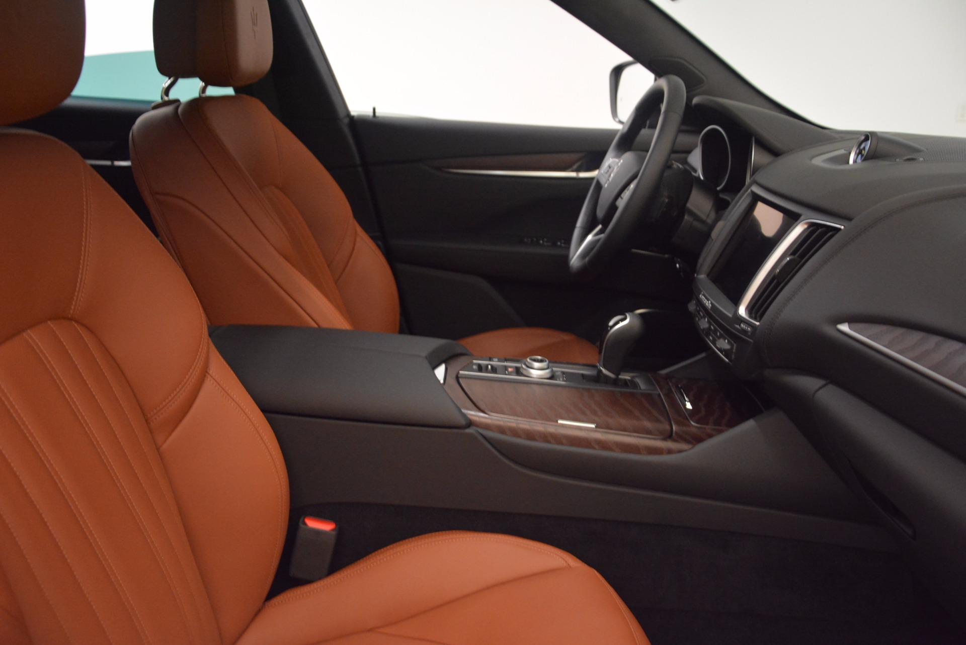 New 2018 Maserati Levante Q4 GranLusso For Sale In Greenwich, CT 1599_p22