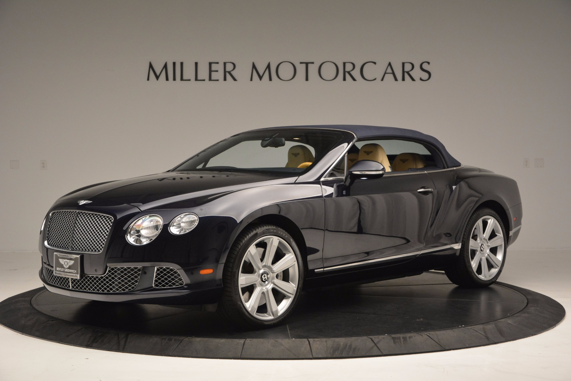 Used 2012 Bentley Continental GTC  For Sale In Greenwich, CT 16_p15