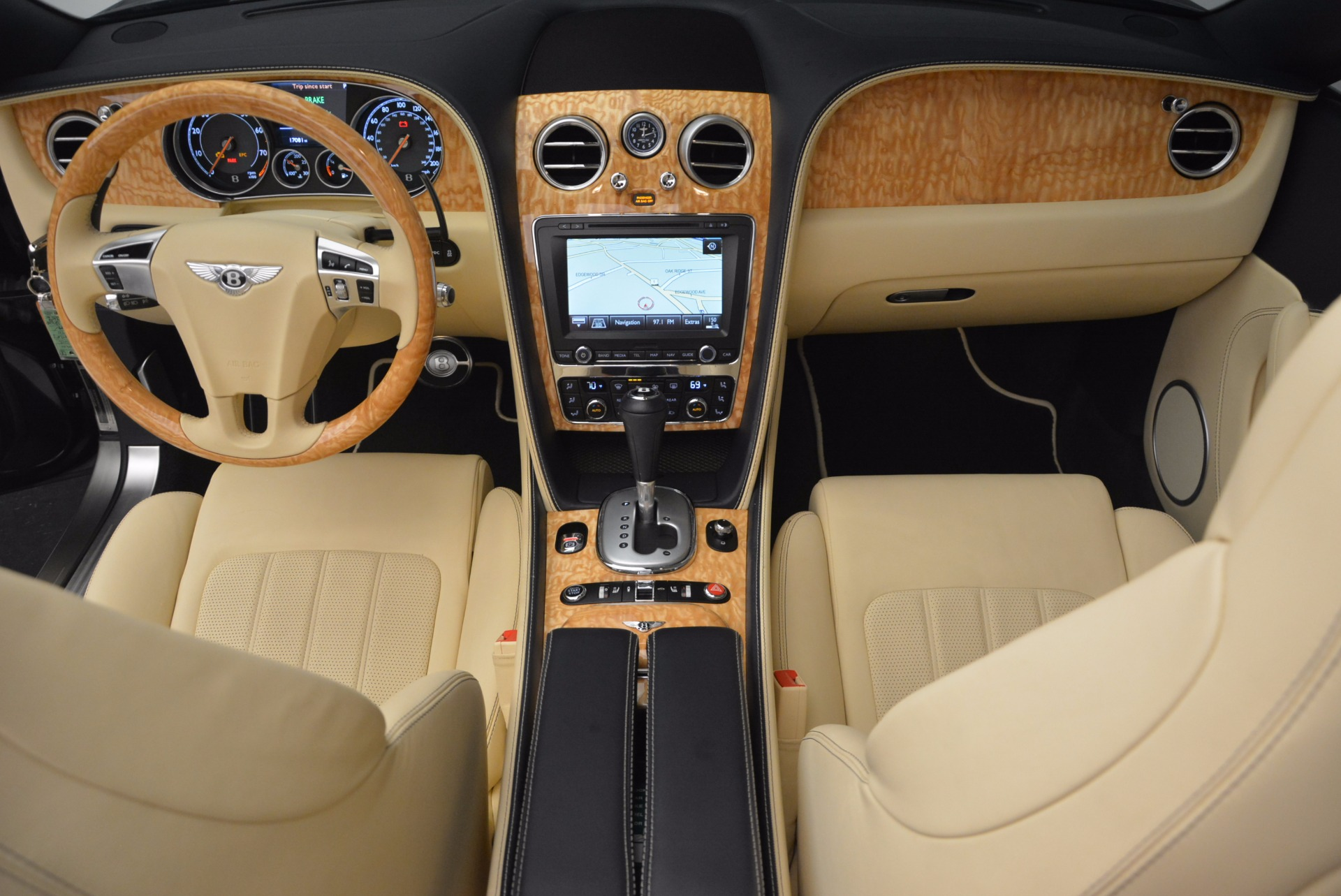 Used 2012 Bentley Continental GTC  For Sale In Greenwich, CT 16_p40