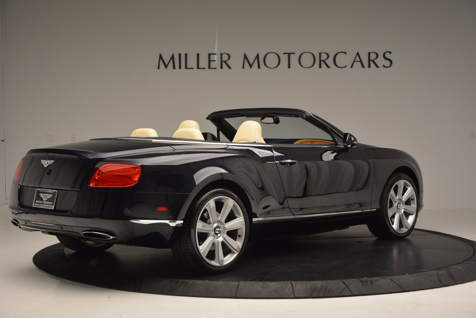 Used 2012 Bentley Continental GTC  For Sale In Greenwich, CT 16_p8