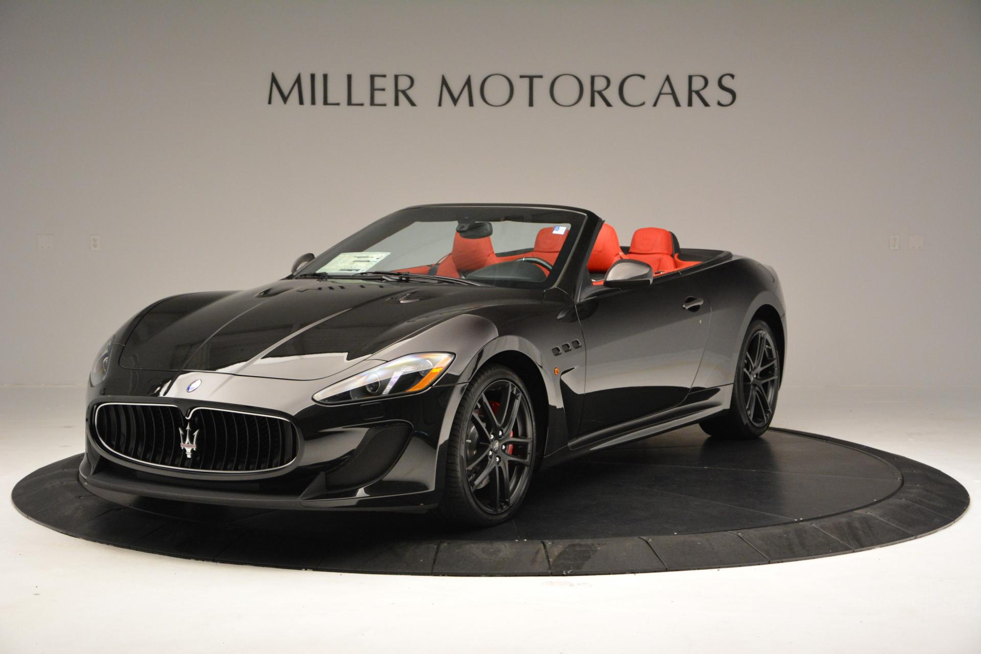 New 2016 Maserati GranTurismo Convertible MC For Sale In Greenwich, CT 160_main