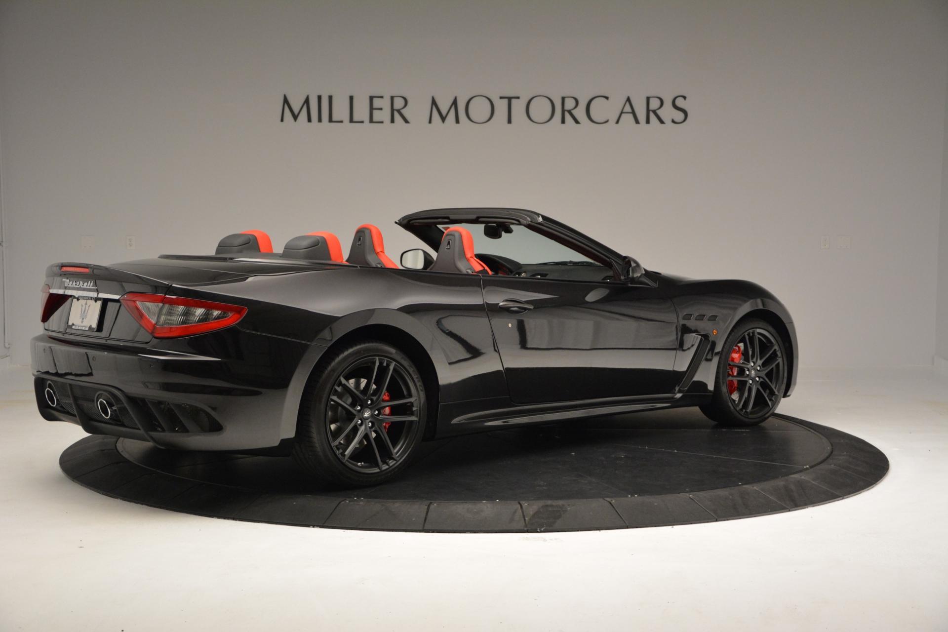 New 2016 Maserati GranTurismo Convertible MC For Sale In Greenwich, CT 160_p16