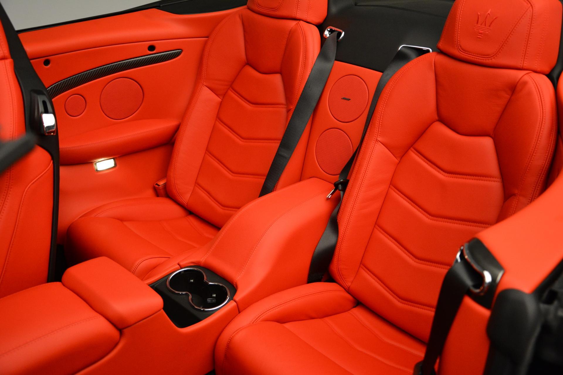 New 2016 Maserati GranTurismo Convertible MC For Sale In Greenwich, CT 160_p25