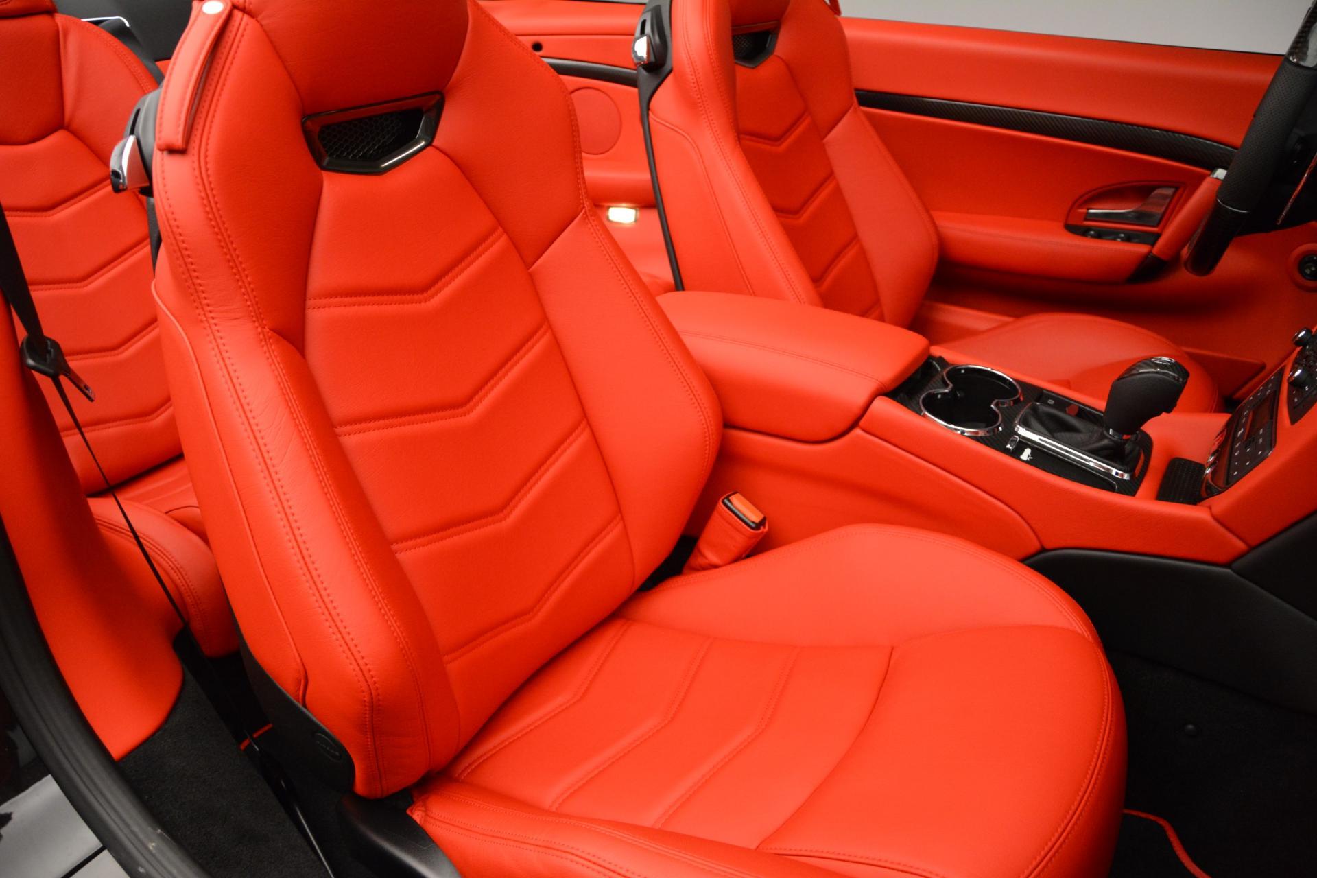 New 2016 Maserati GranTurismo Convertible MC For Sale In Greenwich, CT 160_p28
