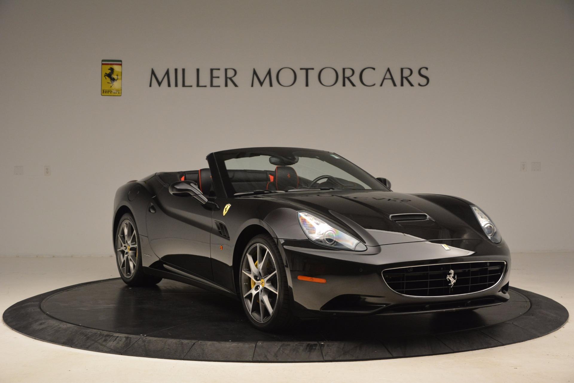 Used 2013 Ferrari California  For Sale In Greenwich, CT 1603_p11